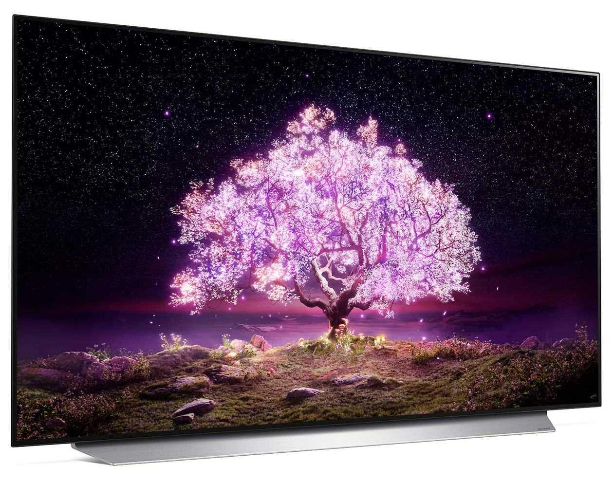 טלוויזיה 48 אינץ' דגם OLED 48C1PVB  בטכנולוגיית LG OLED 4K Ultra HD אל ג'י - תמונה 6