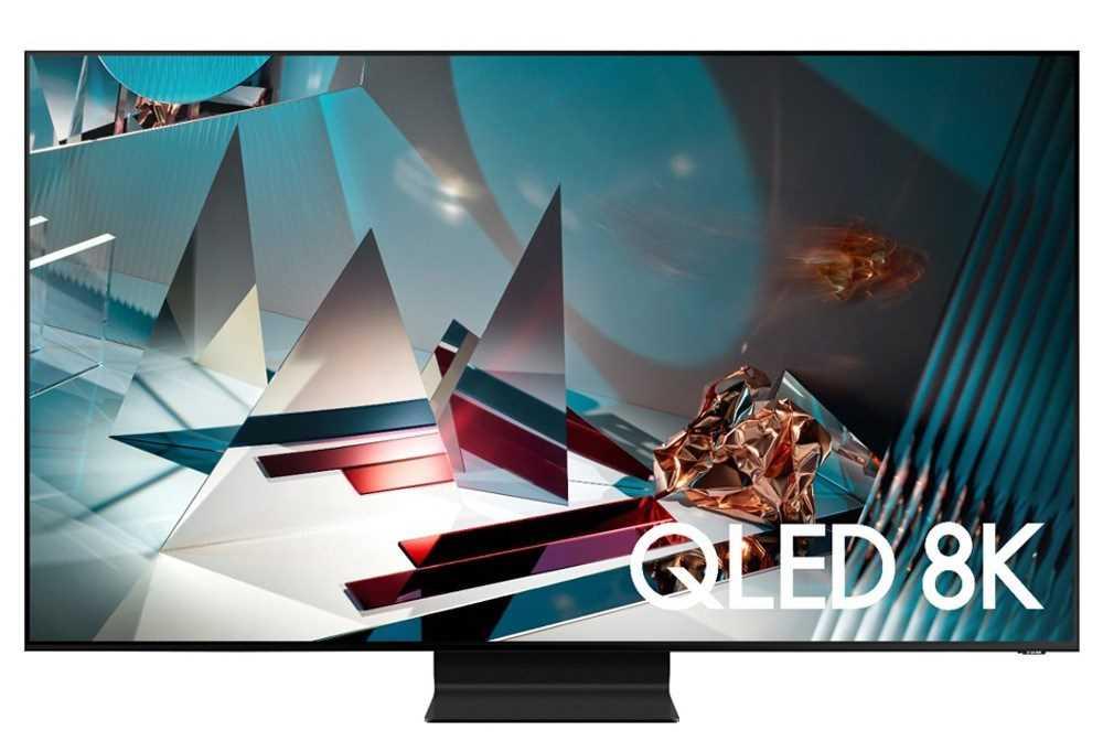 טלוויזיה 75 אינטש Samsung QE75Q800T 8K סמסונג - תמונה 1
