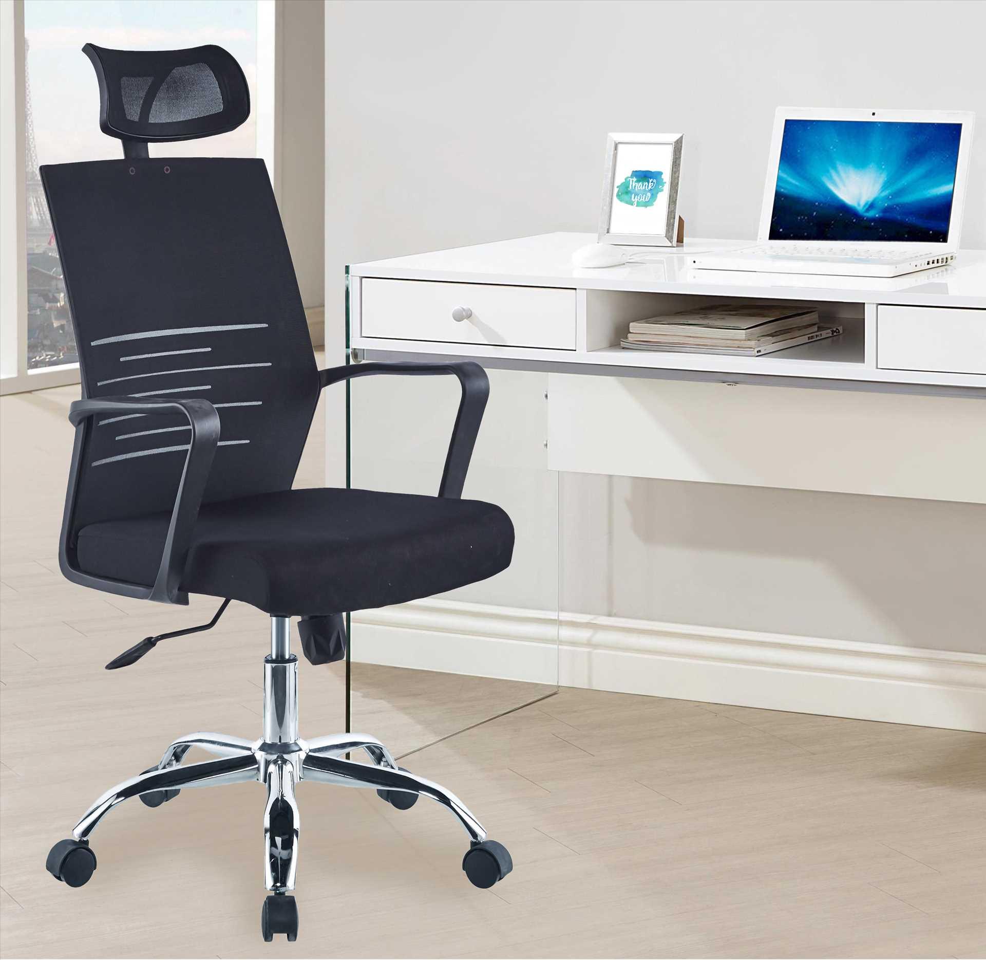 כסא מנהלים דגם TED - תמונה 1