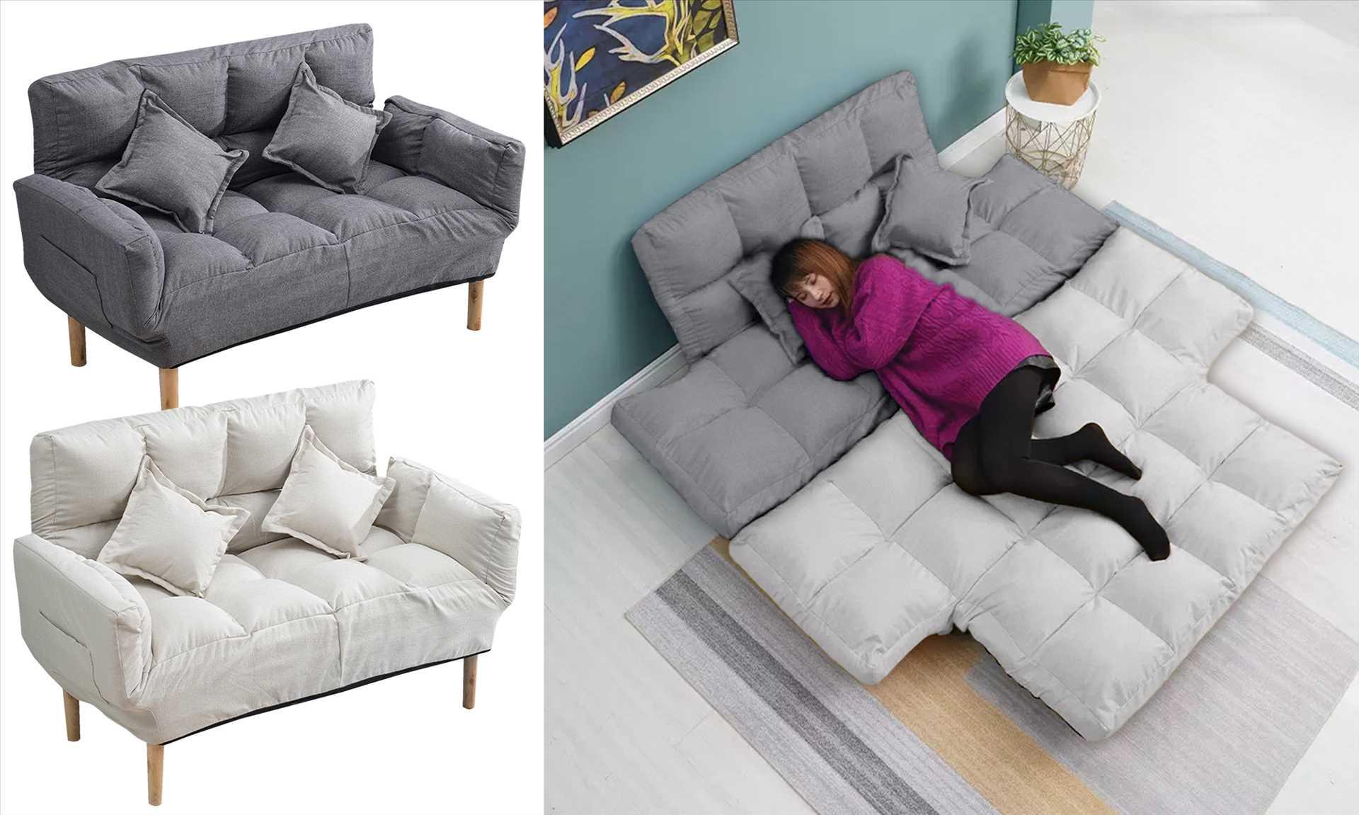 ספה זוגית דגם NEW BERRY צבע אפור מבית MY CASA - תמונה 4