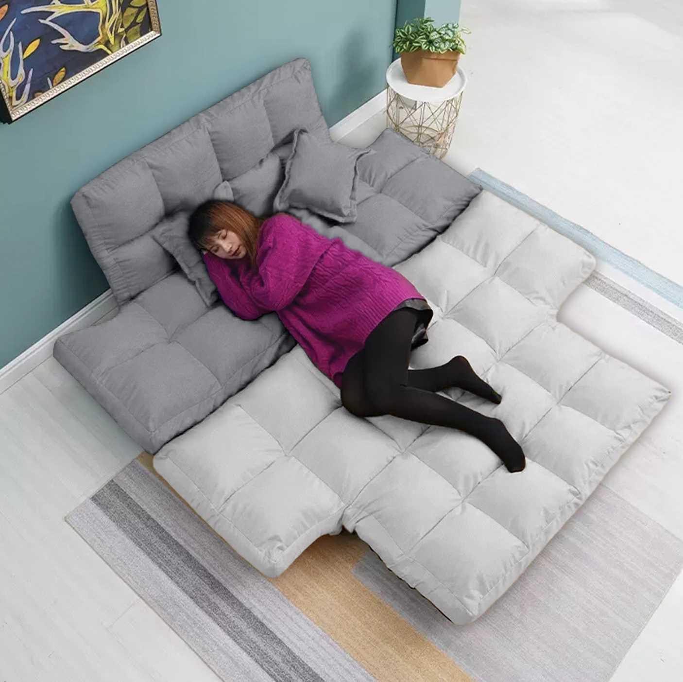ספה זוגית דגם NEW BERRY צבע אפור מבית MY CASA - תמונה 2