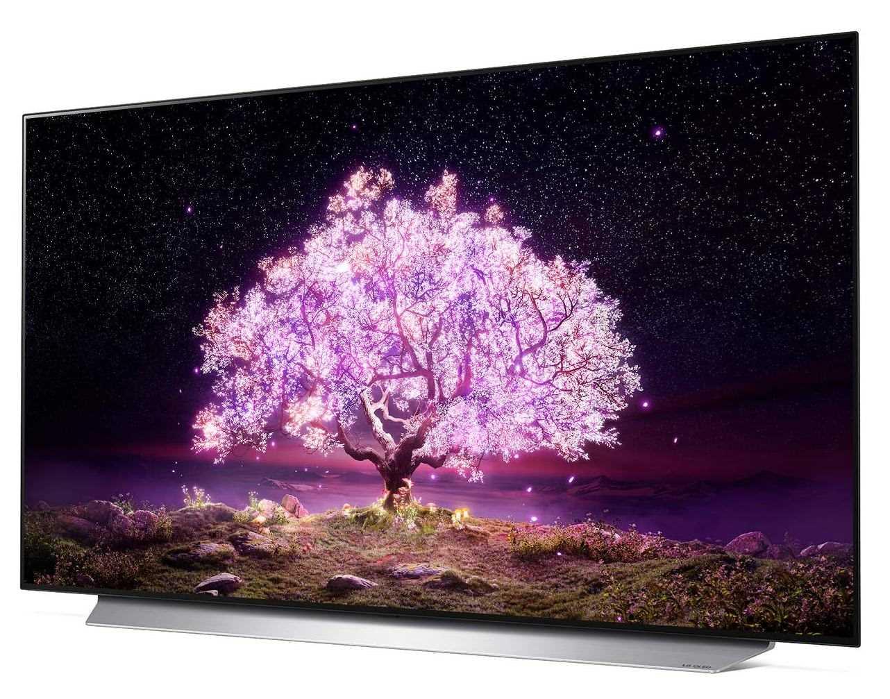 טלוויזיה 77 אינץ' דגם OLED 77C1PVA  בטכנולוגיית LG 4K Ultra HD אל ג'י - תמונה 2
