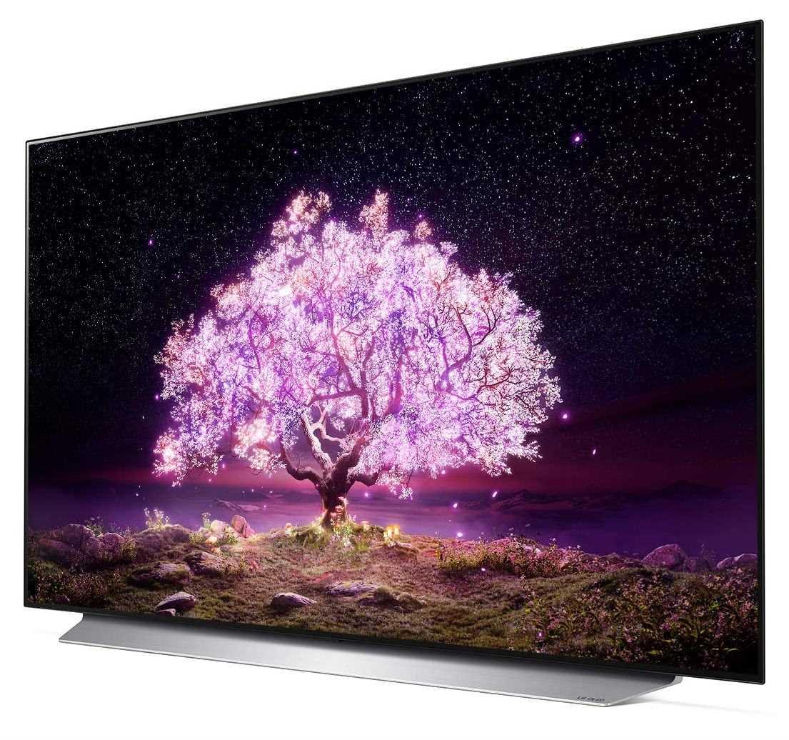 טלוויזיה 77 אינץ' דגם OLED 77C1PVA  בטכנולוגיית LG 4K Ultra HD אל ג'י - תמונה 3