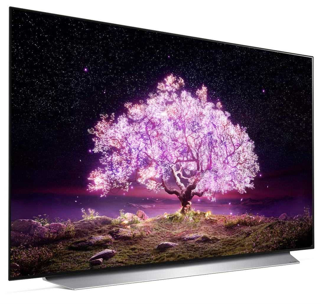 טלוויזיה 77 אינץ' דגם OLED 77C1PVA  בטכנולוגיית LG 4K Ultra HD אל ג'י - תמונה 5