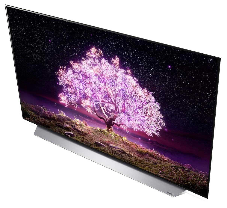 טלוויזיה 77 אינץ' דגם OLED 77C1PVA  בטכנולוגיית LG 4K Ultra HD אל ג'י - תמונה 8