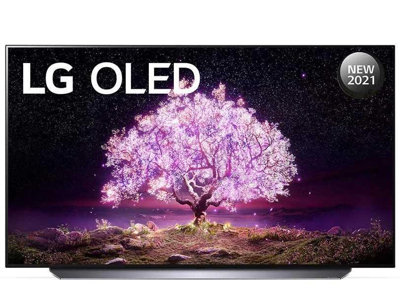 טלוויזיה 55 אינץ' דגם OLED 55C1PVB  בטכנולוגיית LG OLED 4K Ultra HD אל ג'י - תמונה 1