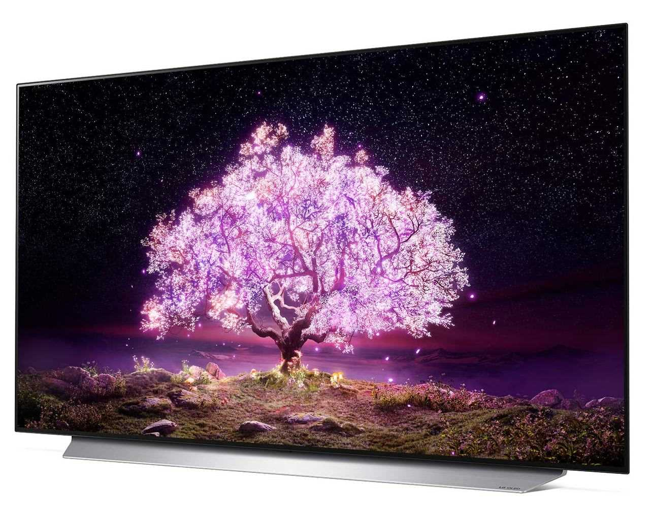 טלוויזיה 55 אינץ' דגם OLED 55C1PVB  בטכנולוגיית LG OLED 4K Ultra HD אל ג'י - תמונה 3