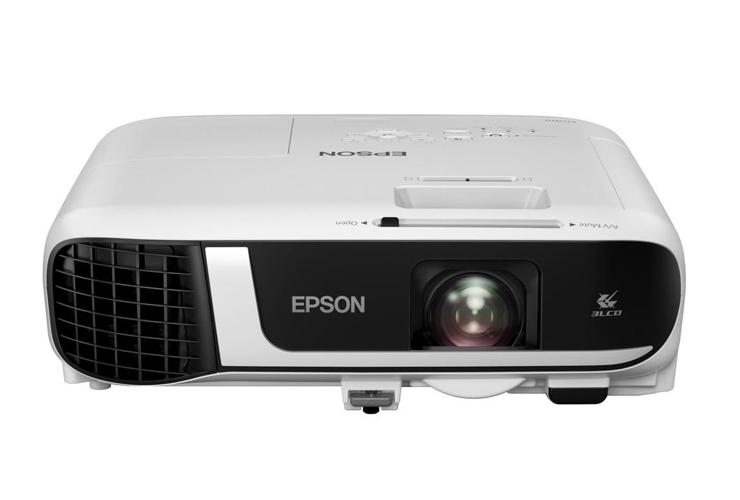 מקרן EBFH52 Full HD עוצמת הארה 4000 לומנס EPSON אפסון - תמונה 1