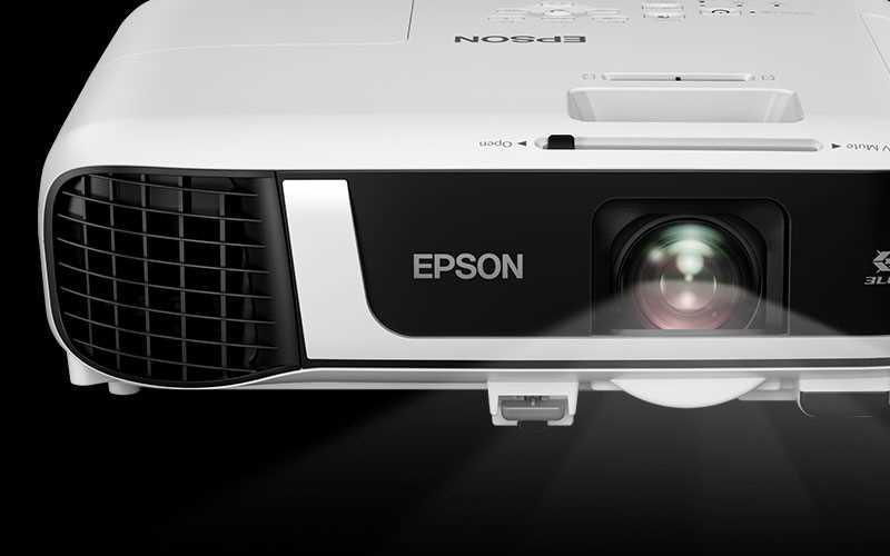 מקרן EBFH52 Full HD עוצמת הארה 4000 לומנס EPSON אפסון - תמונה 5