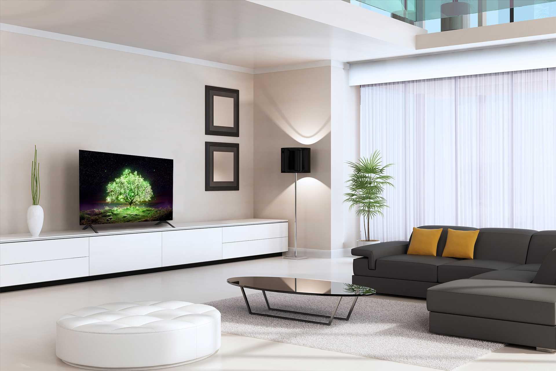 טלוויזיה 55 אינץ' דגם OLED 55A16LA/PVA  בטכנולוגיית LG OLED 4K Ultra HD אל ג'י - תמונה 11