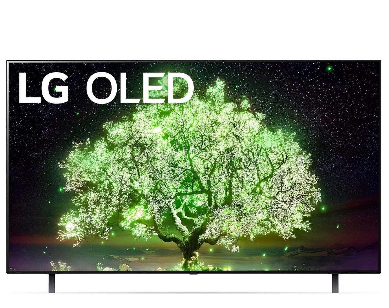 טלוויזיה 55 אינץ' דגם OLED 55A16LA/PVA  בטכנולוגיית LG OLED 4K Ultra HD אל ג'י - תמונה 1