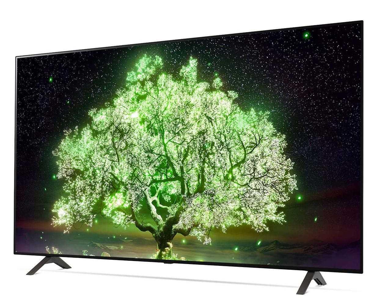 טלוויזיה 55 אינץ' דגם OLED 55A16LA/PVA  בטכנולוגיית LG OLED 4K Ultra HD אל ג'י - תמונה 2