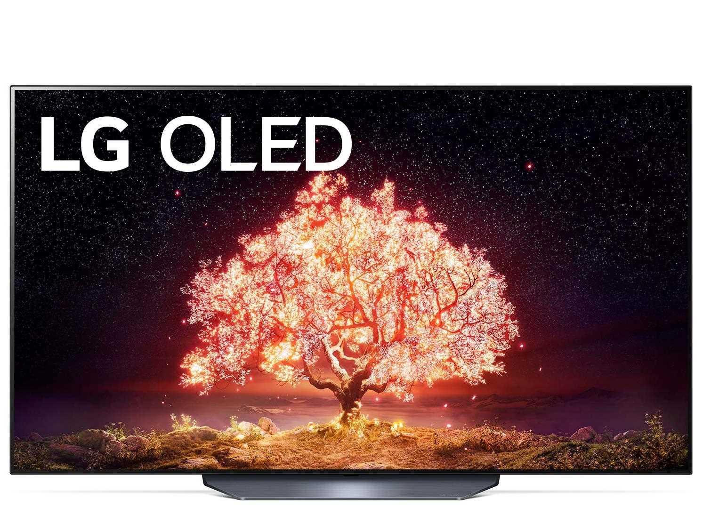 טלוויזיה 55 אינץ' דגם OLED 55B16LA/PVA  בטכנולוגיית LG OLED 4K Ultra HD אל ג'י - תמונה 1