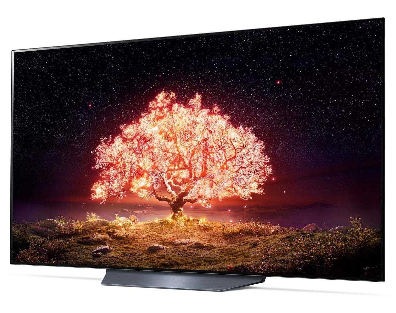 טלוויזיה 55 אינץ' דגם OLED 55B16LA/PVA  בטכנולוגיית LG OLED 4K Ultra HD אל ג'י - תמונה 2