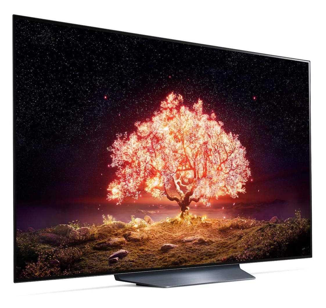 טלוויזיה 55 אינץ' דגם OLED 55B16LA/PVA  בטכנולוגיית LG OLED 4K Ultra HD אל ג'י - תמונה 5