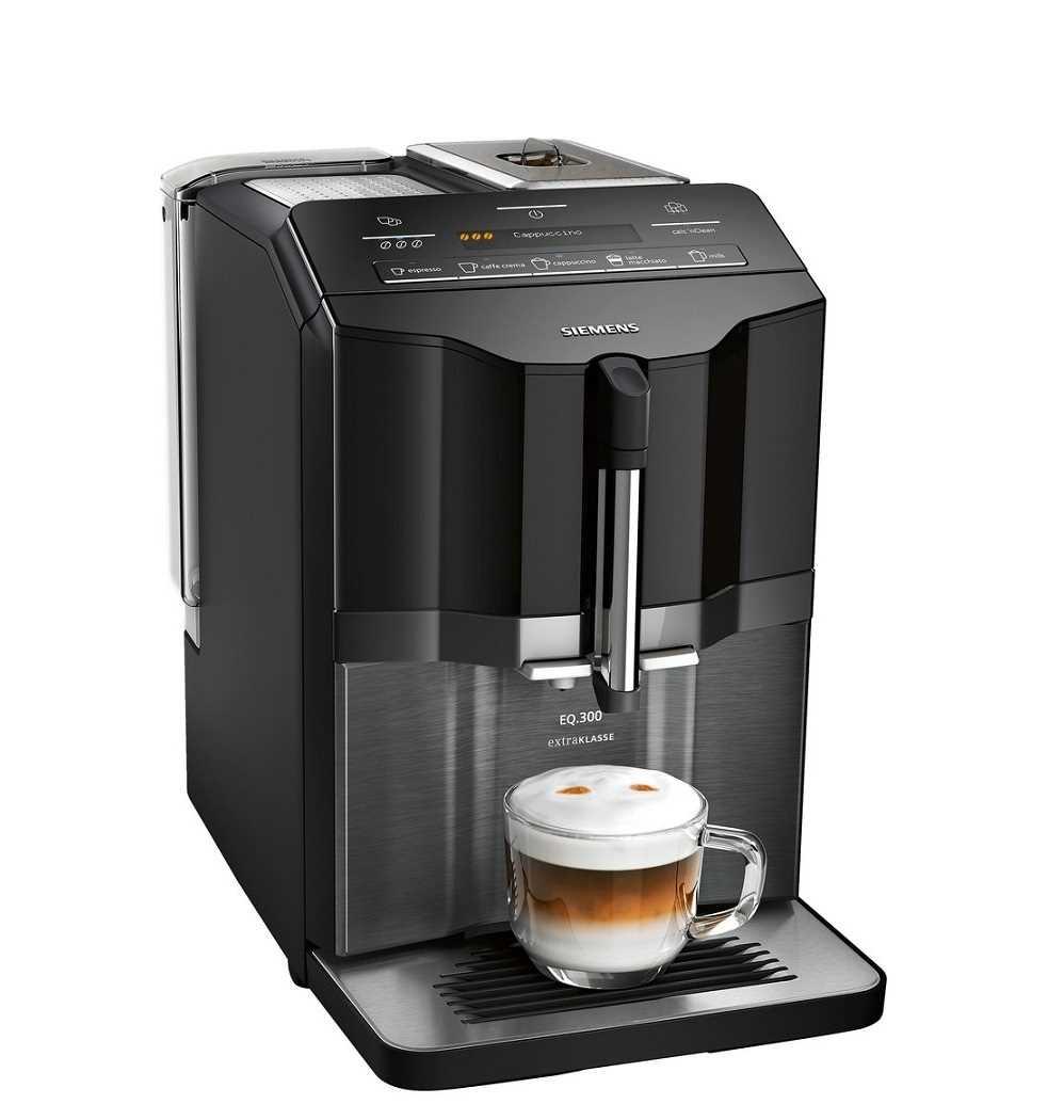 מכונת קפה אוטומטית Siemens דגם TI351209RW סימנס - תמונה 1