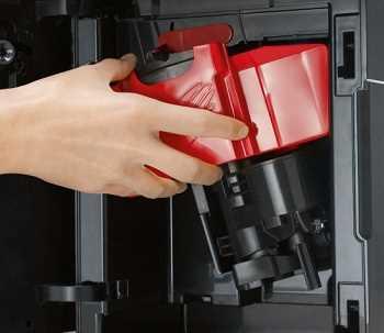 מכונת קפה אוטומטית Siemens דגם TI351209RW סימנס - תמונה 2