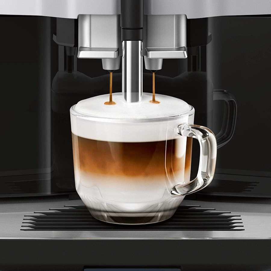 מכונת קפה אוטומטית Siemens דגם TI351209RW סימנס - תמונה 4