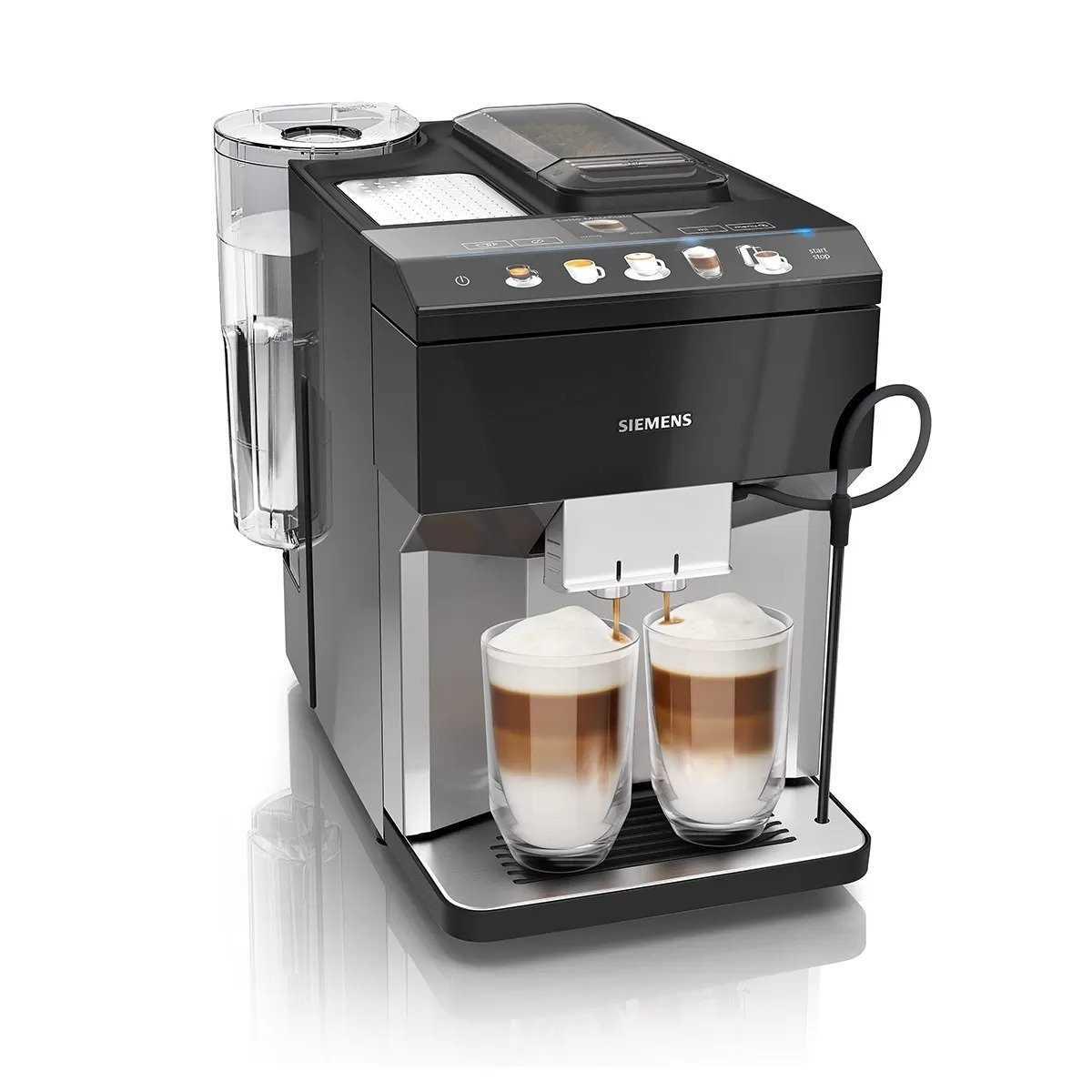 מכונת קפה אוטומטית Siemens דגם TP507R04 סימנס - תמונה 1