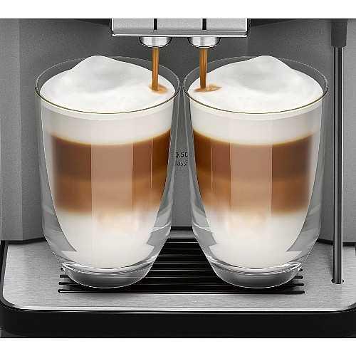 מכונת קפה אוטומטית Siemens דגם TP507R04 סימנס - תמונה 3