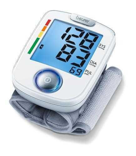 מד לחץ דם למפרק כף היד  Beurer BC44 - תמונה 1