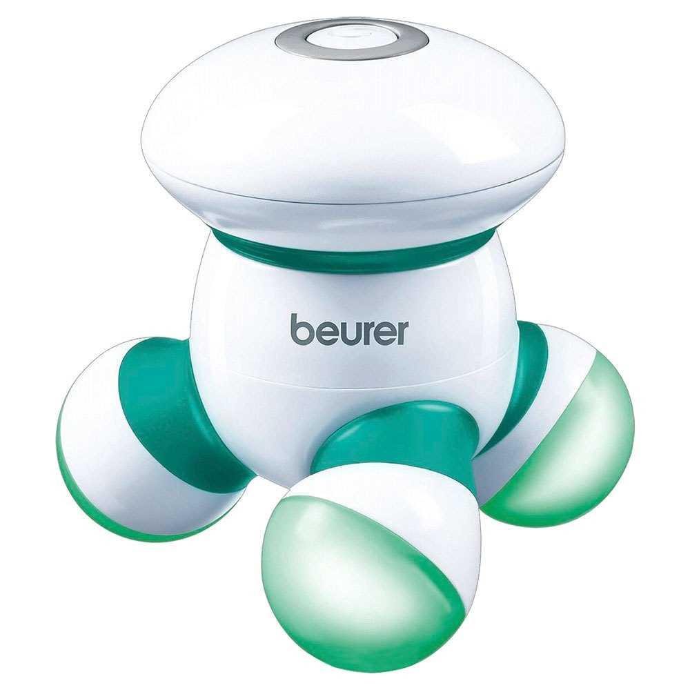 מיני מכשיר עיסוי חשמלי Beurer דגם MG16G ירוק בוריר - תמונה 1