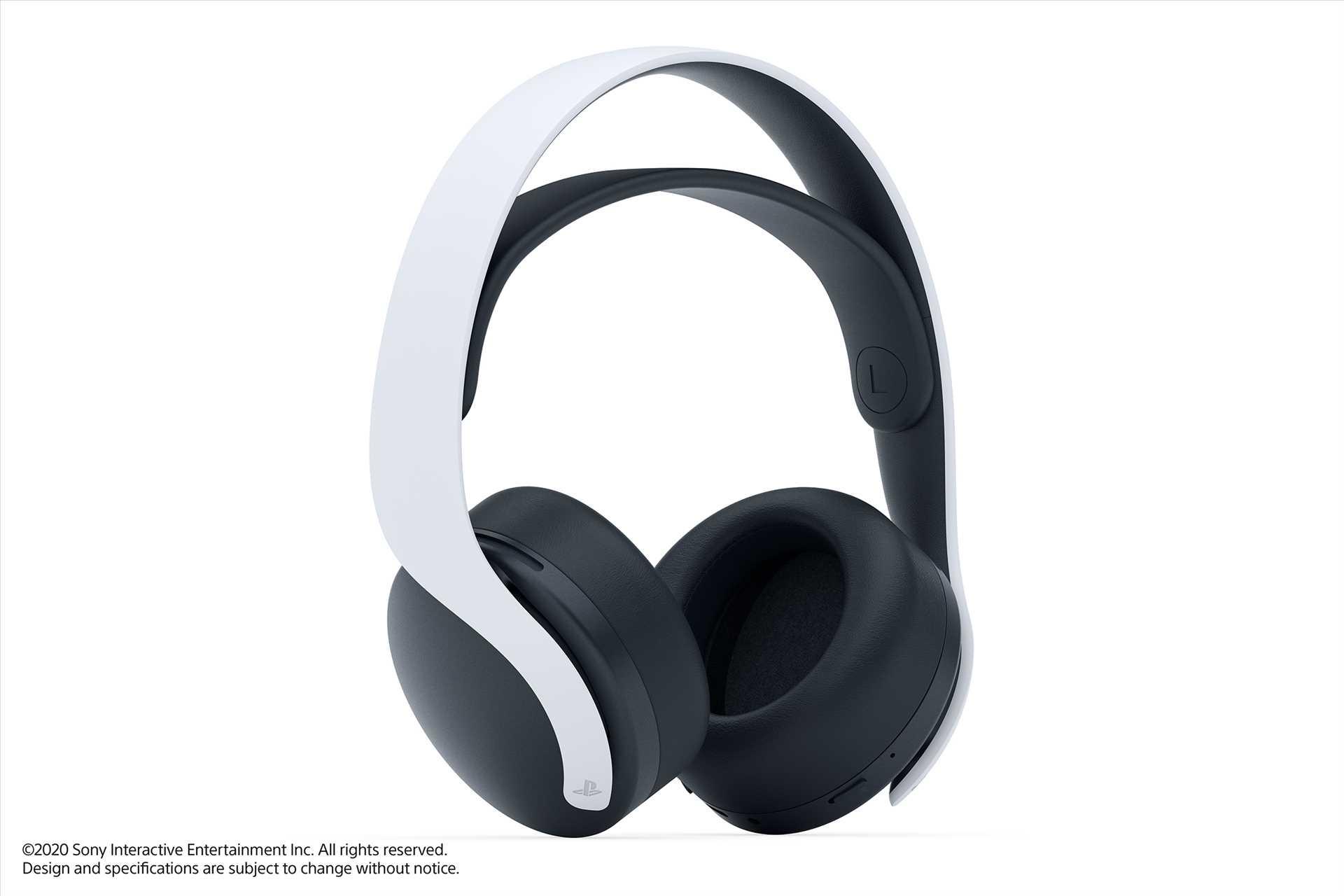 אוזניות גיימינג אלחוטיות Sony Pulse 3D סוני - תמונה 1