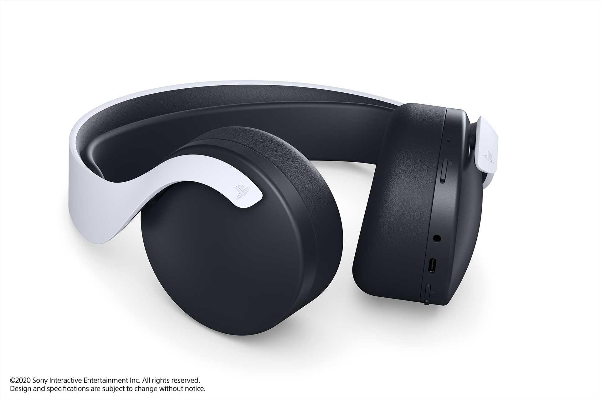 אוזניות גיימינג אלחוטיות Sony Pulse 3D סוני - תמונה 3
