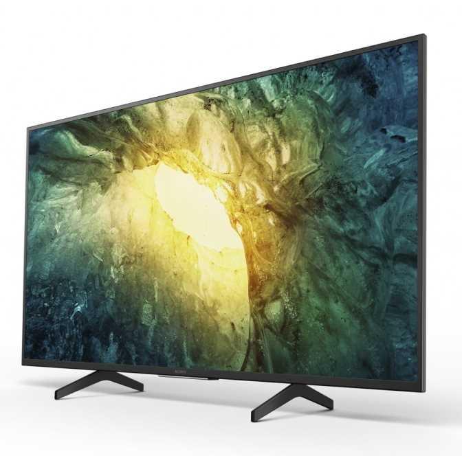 טלוויזיה Sony KD65X7056BAEP 4K