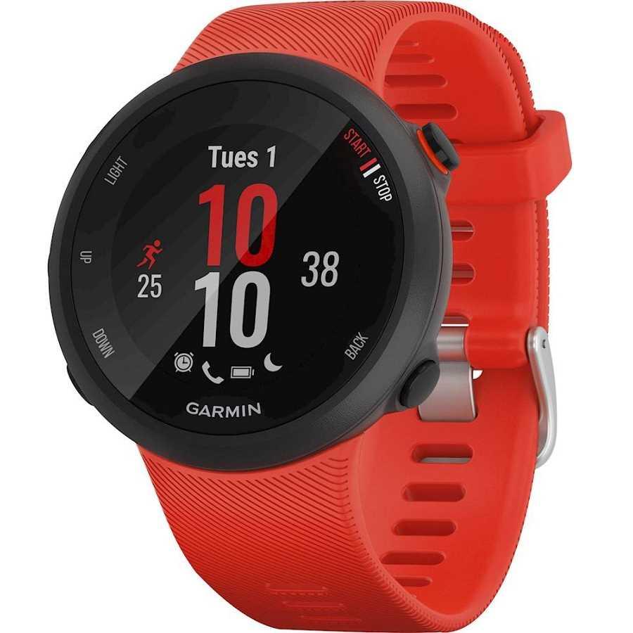 שעון ספורט חכם Garmin דגם Forerunner 45 - אדום - תמונה 1