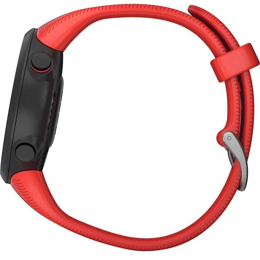 שעון ספורט חכם Garmin דגם Forerunner 45 - אדום - תמונה 6
