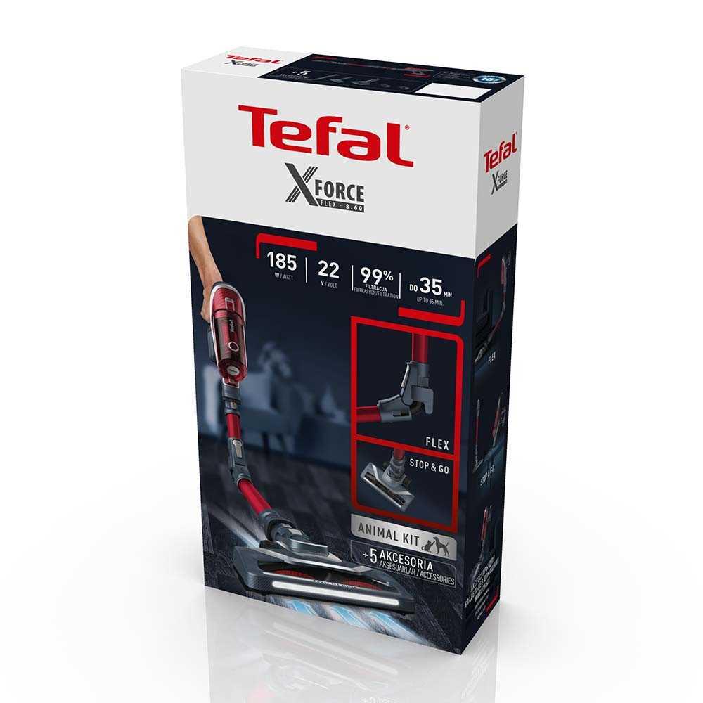 שואב אבק אלחוטי TEFAL TY9679WO טפאל - תמונה 14