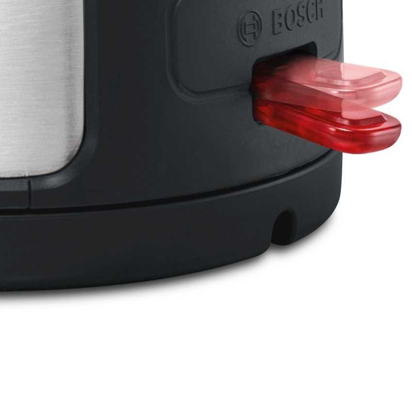 קומקום חשמלי 1.7 ליטר Bosch דגם TWK6A813 בוש - תמונה 4