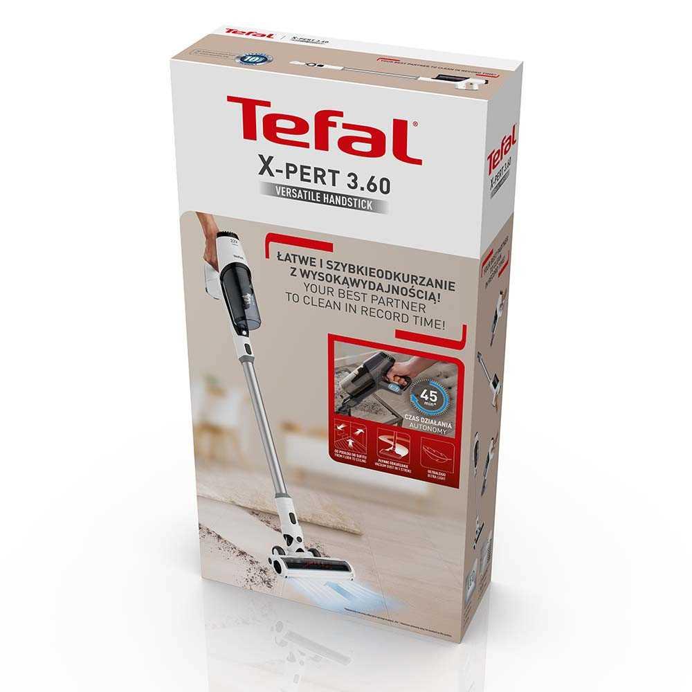 שואב אבק אלחוטי נטען Tefal TY6975WO טפאל - תמונה 6