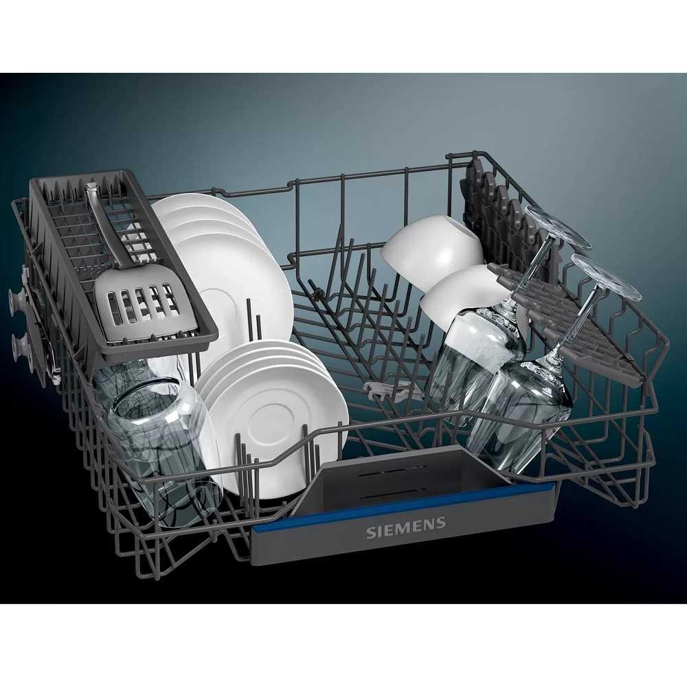 מדיח כלים אינטרגלי מלא Siemens דגם SN63HX52AY סימנס - תמונה 3