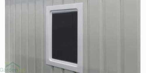 מחסן מתכת פרמיום דגם T78 מידות 2.13X2.55 מבית EverGreen SHED - תמונה 3