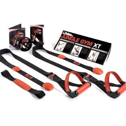 JUNGLE GYM XT הדגם החדש - אימון לכל הגוף באמצעות משקל גופך - תמונה 1