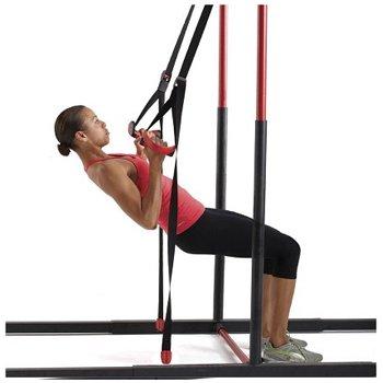 JUNGLE GYM XT הדגם החדש - אימון לכל הגוף באמצעות משקל גופך - תמונה 3