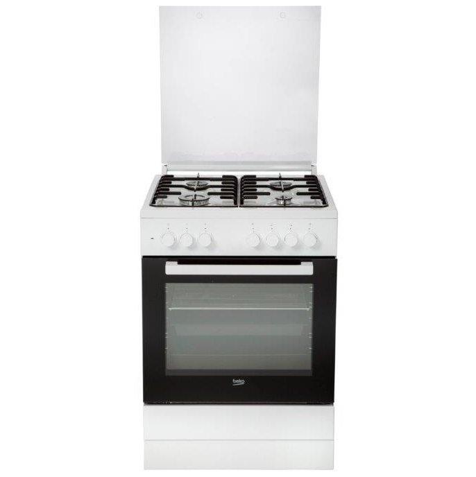 תנור משולב טורבו BEKO FSE62120DWDSL לבן