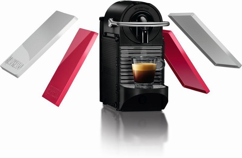 מכונת אספרסו Nespresso Pixie D60C נספרסו - תמונה 1