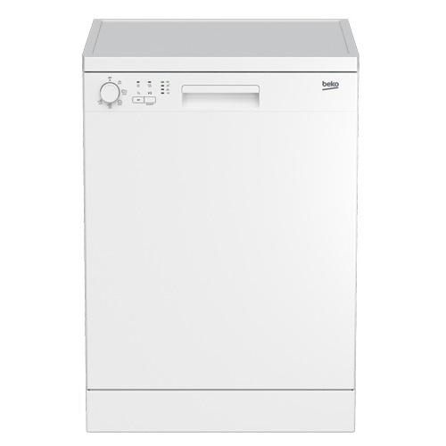 מדיח כלים רחב Beko דגם DFN05210W לבן