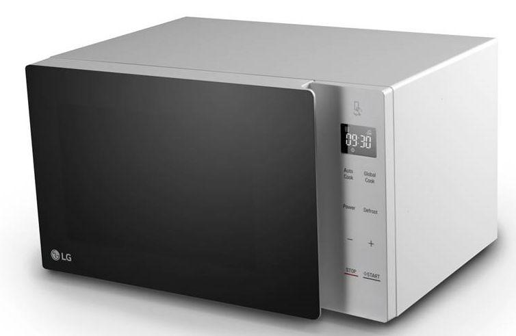 מיקרוגל LG דיגיטאלי דגם MS2535GIW לבן