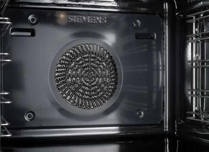 תנור בנוי פירוליטי משולב מיקרוגל 67 ליטר Siemens HM676G0S6 סימנס - תמונה 5