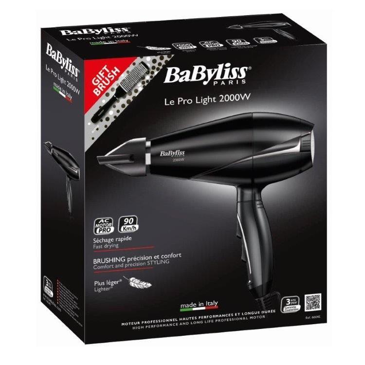 מייבש שיער Babyliss BA6604BR - תמונה 2
