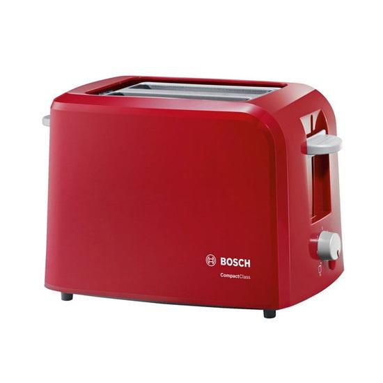 מצנם 2 פרוסות Bosch TAT3A014 אדום - תמונה 1