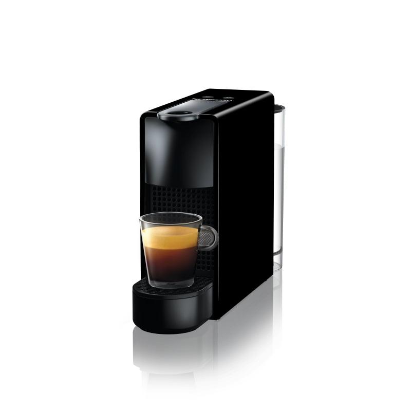 מכונת קפה Nespresso  אסנזה מיני בצבע שחור דגם C30 - תמונה 2