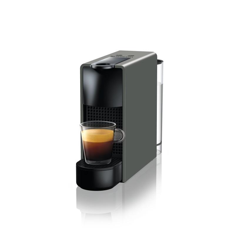 מכונת קפה Nespresso אסנזה מיני בצבע אפור דגם C30 - תמונה 1