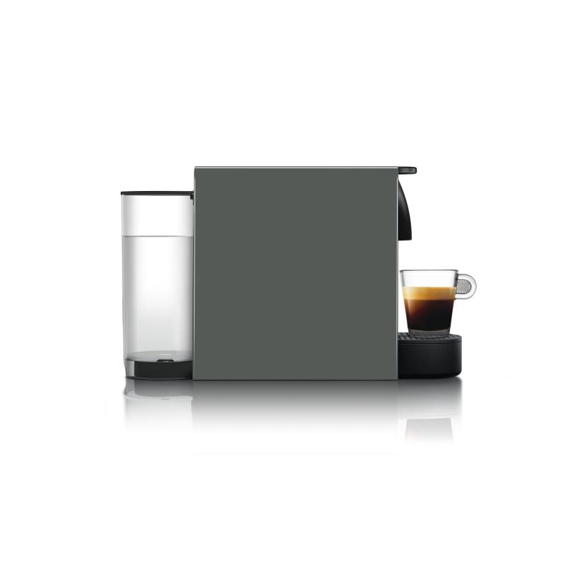 מכונת קפה Nespresso אסנזה מיני בצבע אפור דגם C30 - תמונה 2