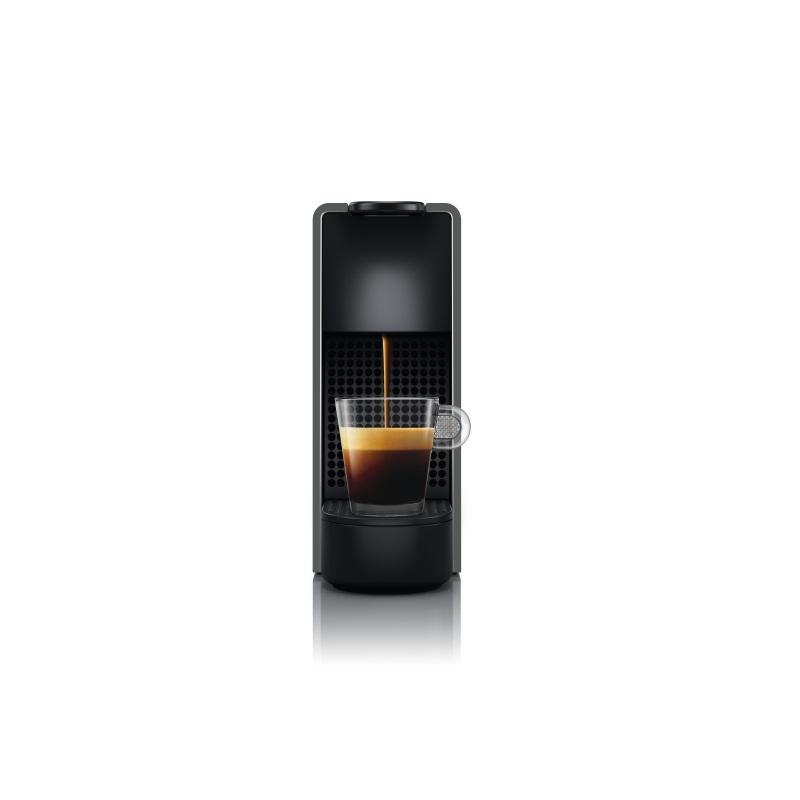 מכונת קפה Nespresso אסנזה מיני בצבע אפור דגם C30 - תמונה 4