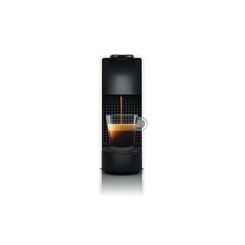 מכונת קפה Nespresso אסנזה מיני בצבע לבן דגם C30 - תמונה 4